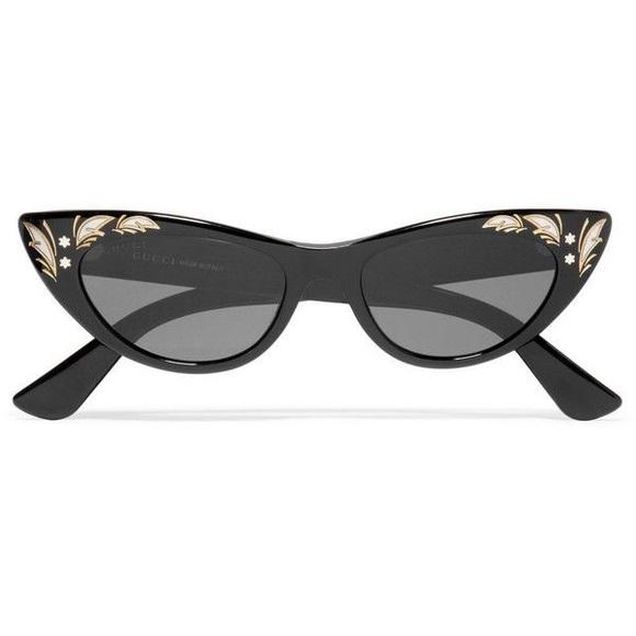 de76150a5 Gucci Accessories   Cat Eye Sunglasses   Poshmark